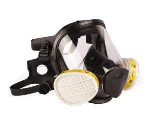 Respirador CARA COMPLETA reutiliz. 9955 Único Talle